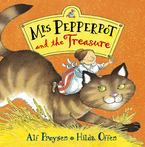 9780099451594: Mrs Pepperpot and the Treasure