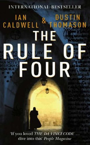 9780099451952: The Rule Of Four