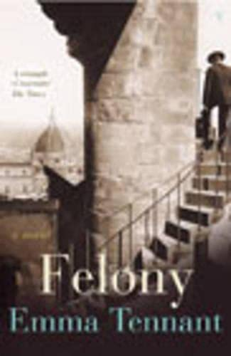 "9780099452096: Felony: The Private History of ""The Aspern Papers"""