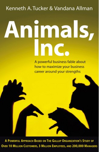 9780099453161: Animals, Inc: A Business Parable for the 21st Century