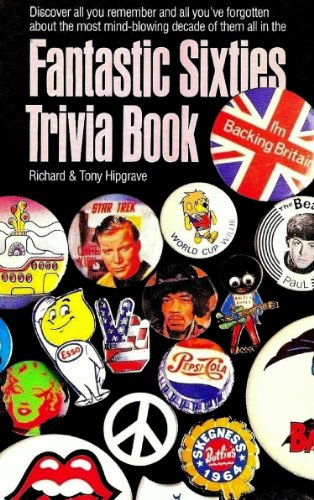 9780099453307: Fantastic Sixties Trivia Book