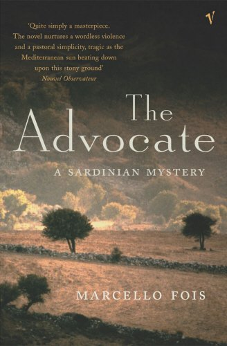 9780099453741: The Advocate: A Sardinian Mystery