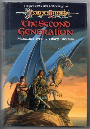9780099453819: Dragonlance Saga: The Second Generation
