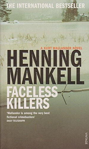 9780099453840: FACELESS KILLERS.