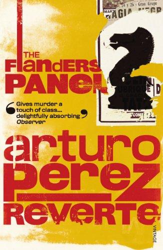 9780099453956: The Flanders Panel