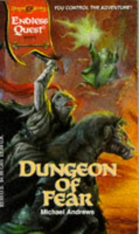 9780099454113: Dungeon Of Fear