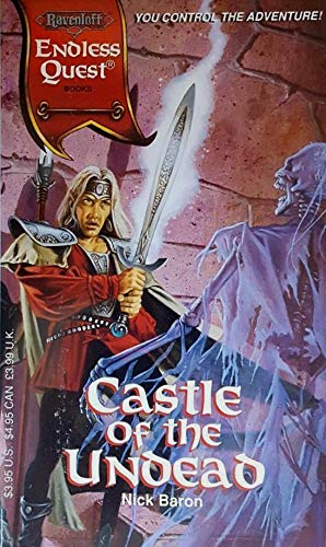 9780099454212: Castle of the Undead
