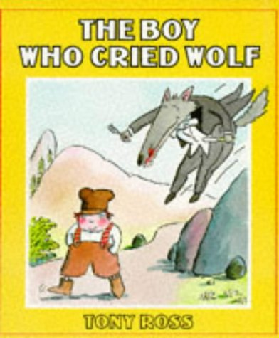 9780099454809: The Boy Who Cried Wolf (Red Fox Picture Books)