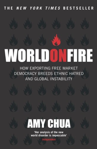 9780099455042: World on Fire: How Exporting Free-Market Democracy Breeds Ethnic Hatred and Global Instability