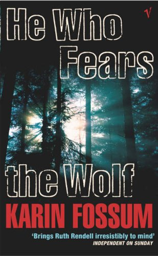 9780099455226: He Who Fears The Wolf