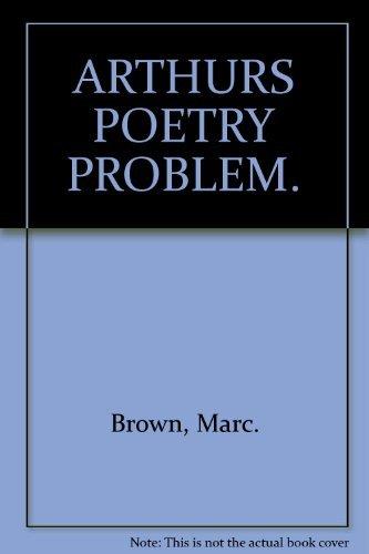 9780099455783: ARTHURS POETRY PROBLEM.