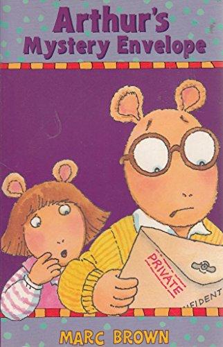 9780099455851: Arthur Mystery Envelope