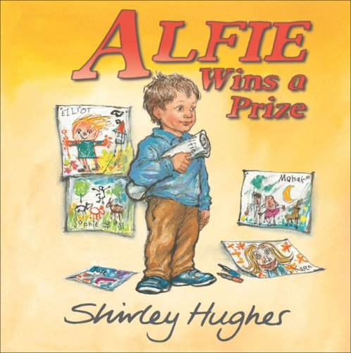 9780099456384: Alfie Wins A Prize (Red Fox Picture Books)