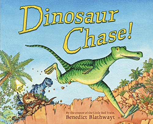 9780099456445: Dinosaur Chase!