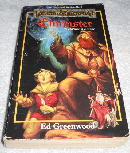 9780099456513: Elminster: the Making of a Mage