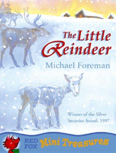9780099456728: The Little Reindeer Mini Treasure