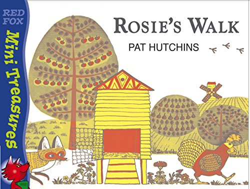 9780099456735: Rosie's Walk (Mini Treasures (Red Fox))
