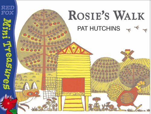 9780099456735: Rosie's Walk (Mini Treasures (Red Fox))