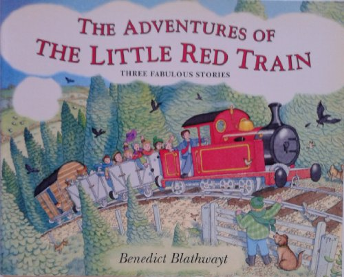 9780099456933: Adventures of the Little Red Train, The