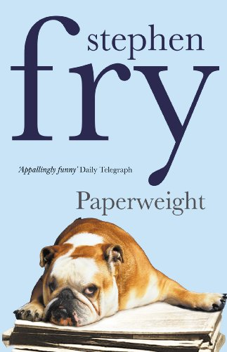 Paperweight (re-issue): Stephen Fry