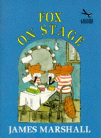 9780099457817: Fox on Stage (Red Fox Beginners)