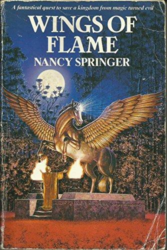 9780099458609: Wings of Flame