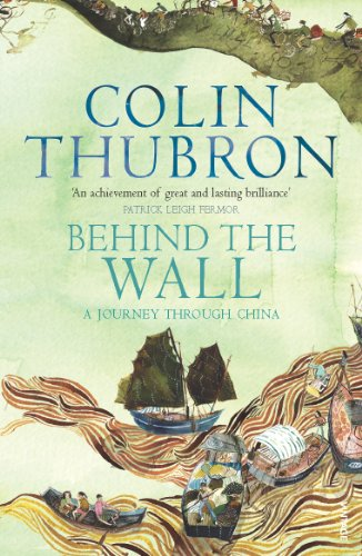9780099459323: Behind the Wall : A Journey Though China