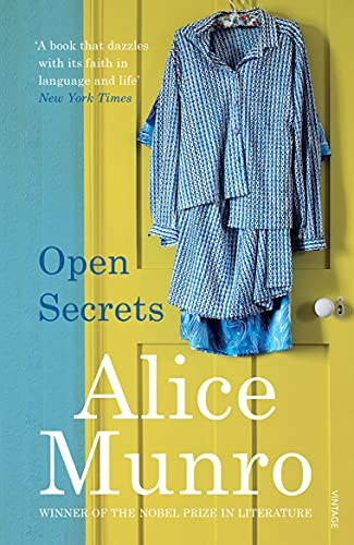 Open Secrets : Stories: Munro, Alice