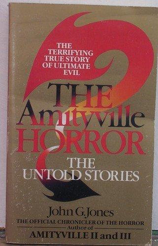 9780099461500: Amityville Horror: Untold Stories