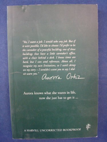 9780099461685: The Curriculum Vitae of Aurora Ortiz