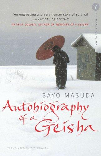 9780099462040: Autobiography Of A Geisha (Vintage Original)
