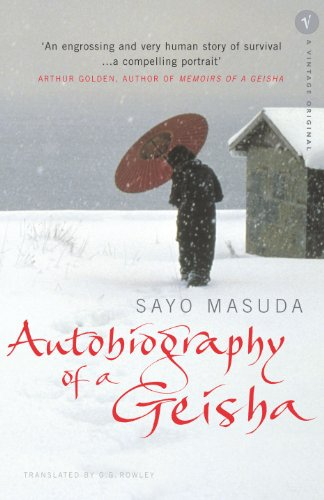 9780099462040: Autobiography of a Geisha