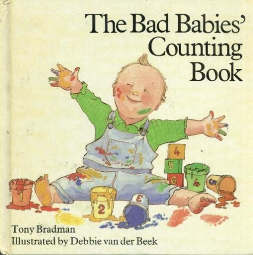 9780099463108: Bad Babies Counting Book