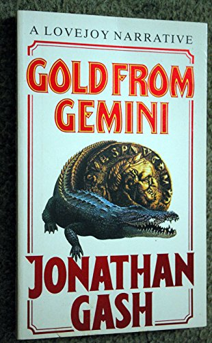 9780099463504: Gold from Gemini (Lovejoy)