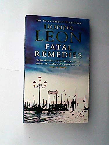9780099463665: Fatal Remedies