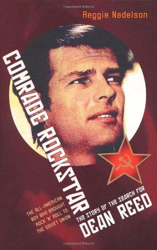 Comrade Rockstar: Nadelson, Reggie