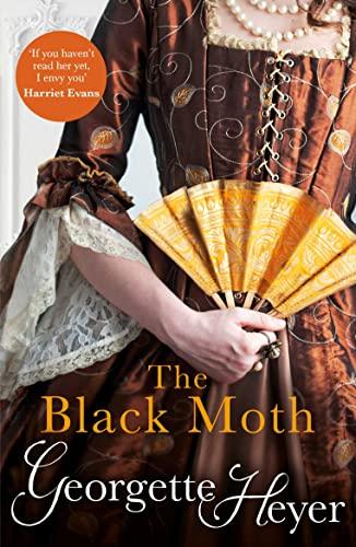 9780099466192: Black Moth