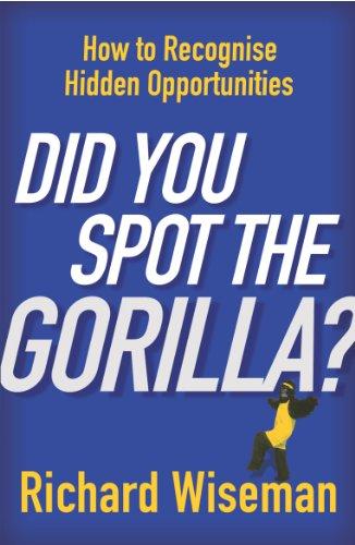 9780099466437: Did You Spot The Gorilla?