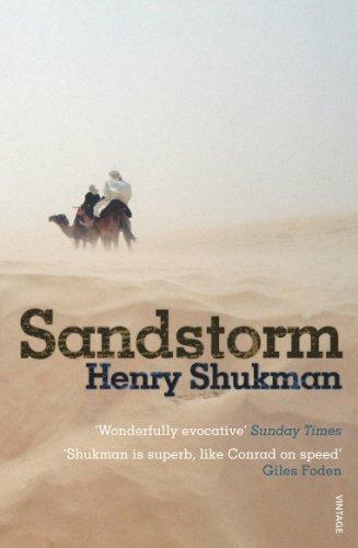 9780099468493: Sandstorm