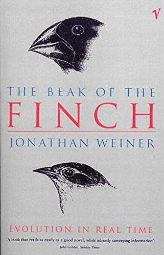 9780099468714: The Beak of the Finch: Story of Evolution in Our Time