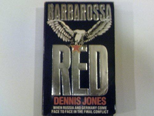 9780099469308: Barbarossa Red