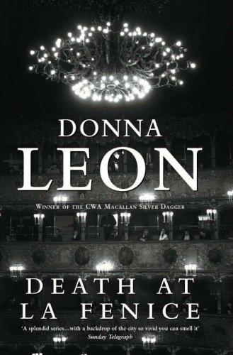 9780099469360: Death At La Fenice: (Brunetti 1)