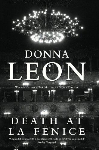 Death At La Fenice :
