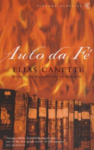 9780099470311: Auto da Fe (Vintage classics)