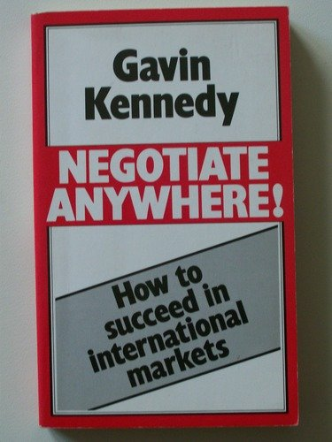 9780099471202: Negotiate Anywhere!