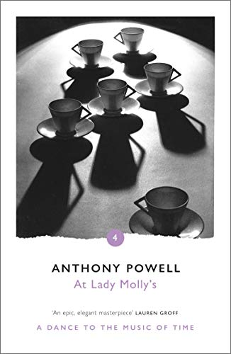 9780099472438: At Lady Molly's: A Novell (A Dance to the Music of Time, Book 4)