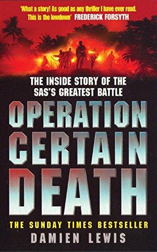 9780099474098: [( Operation Certain Death )] [by: Damien Lewis] [Apr-2005]
