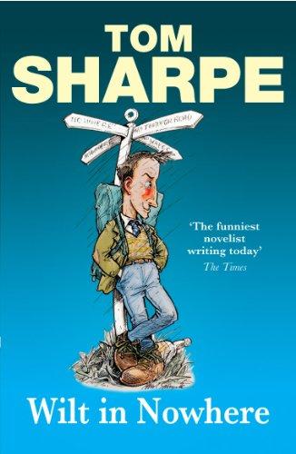 Wilt In Nowhere: (Wilt Series 4): Sharpe, Tom