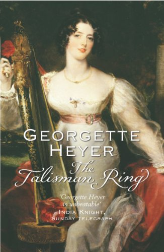 The Talisman Ring (0099474395) by Heyer, Georgette