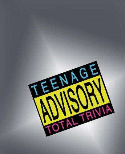 9780099475583: Teenage Advisory Total Trivia